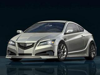 Японцы выпустят в США преемника спортивного купе Acura RSX