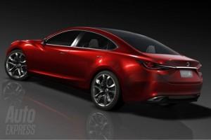 """Mazda показала прообраз будущей """"6″"""