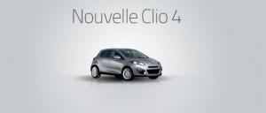Renault представил первую фотографию Clio нового поколения