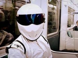 Шлем белого Стига из Top Gear ушел с молотка за 4300 фунтов стерлингов
