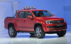 Volkswagen подготовил пикап для любителей экстрима