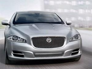 Бронированный Jaguar XJ покажут на Московском автосалоне