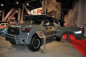 Toyota выходит на охоту с Tundra Sportsman