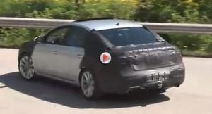 На последние тестовые испытания Volkswagen вывел рестайлинговую модель Passat в двух кузовных модификациях